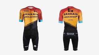© Barhain-Merida - McLaren investit dans le cyclisme avec l'équipe Bahrain-McLaren