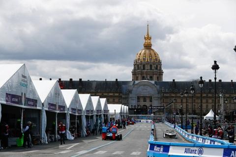 © ABB Formule E - Rendez-vous ce samedi à 16h pour le départ de la course !