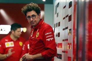 © dr- Binotto présente les perspectives de Ferrari en 2020