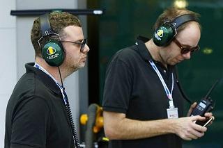 © DR - The Chemicals Brothers sont fans de F1 depuis des années