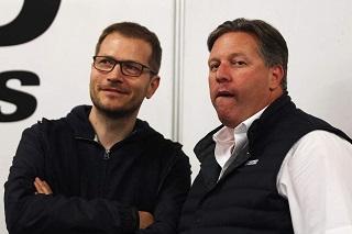 © DR - Andreas Seidl et Zak Brown oeuvreront pour le retour de McLaren au premier plan
