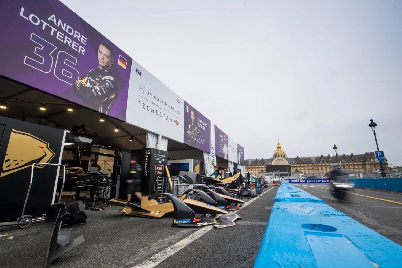 © Formule E - Bientôt des arrêts aux stands pour recharger les batteries ?