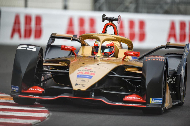© DS Techeetah - Jean-Eric Vergne, premier pilote à deux victoires sur cette saison de Formule E !
