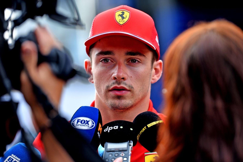 © Ferrari - La déception est grande pour Charles Leclerc