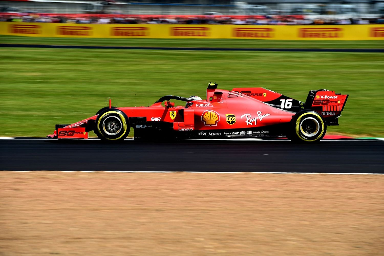 © Ferrari - Charles Leclerc sera le premier adversaire des pilotes Mercedes au départ du Grand Prix !