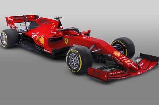 © Ferrari - légère modifications sur la SF90