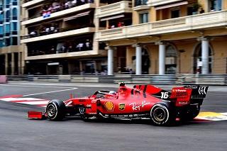 © Ferrari - Charles Leclerc est le seul pilote à avoir abandonné lors de ce Grand Prix de Monaco