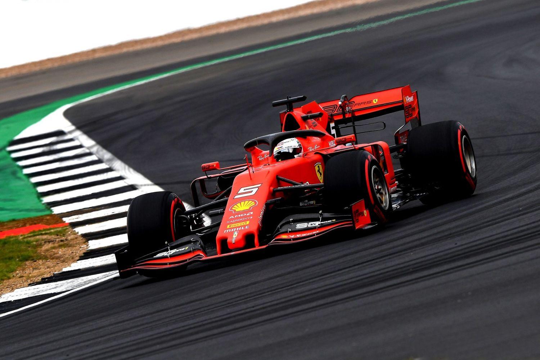© Ferrari - Vettel de nouveau à la faute