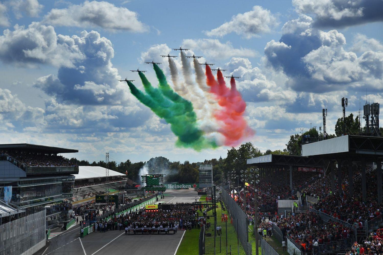 © Monza - les chiffres sur le circuit italien
