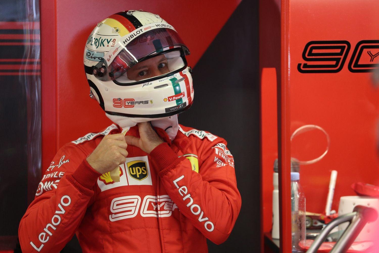 © FIA - Sebastian Vettel, le plus rapide des EL3
