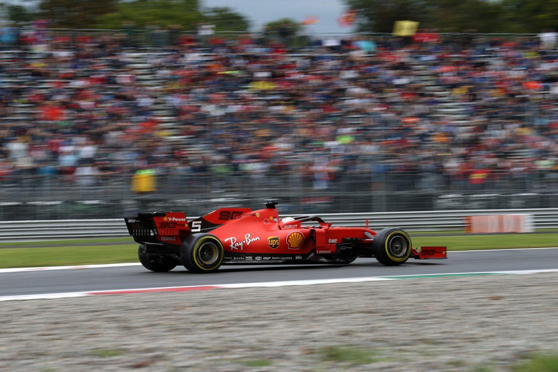 © Fia - Encore une erreur pour Vettel qui ne fait pas bonne figure chez Ferrari