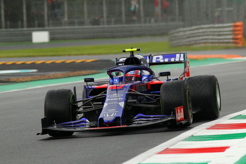 ©FIA- Anciennement Toro Rosso, l'équipe Alpha Tauri démarre sa nouvelle monoplace