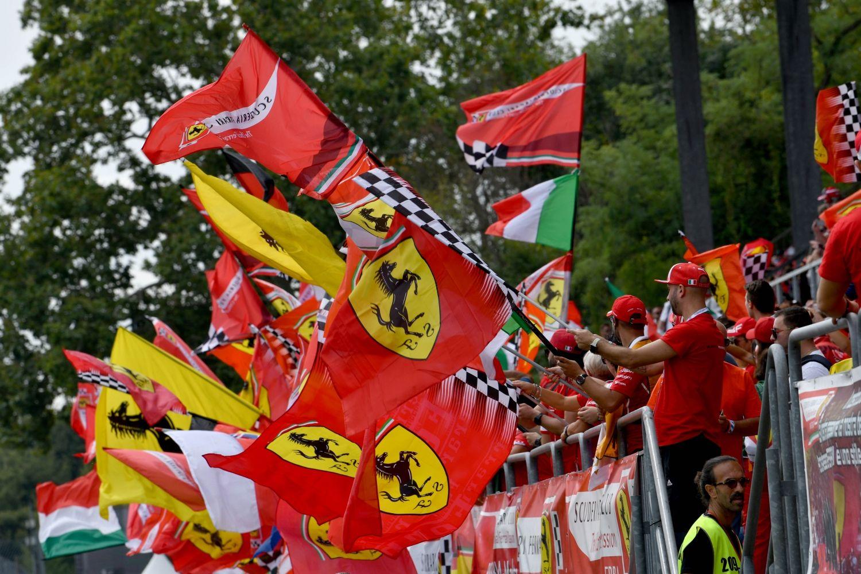 © FIA - Charles Leclerc remporte un Grand Prix d'Italie devant les tifosis après 9 ans sans succès de la Scuderia à domicile