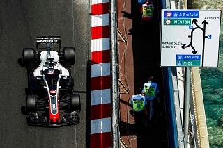 © Haas - Romain Grosjean trouvera-t-il la bonne route vers les points ?