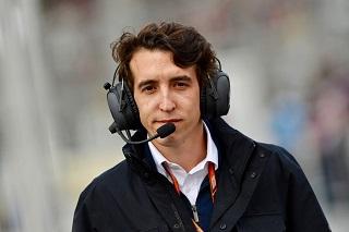 © J.André Motorsportspics - Pierre Guyonnet-Duperat, attaché de presse du Grand Prix de France 2019 !