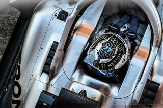© Laurent Lefebvre/Motorsinside.com -Valtteri Bottas en pole