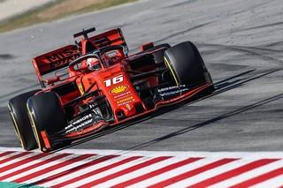 © L.Lefebvre/Motorsinside - Charles Leclerc confirme la forme de Ferrari