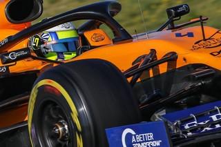 © Laurent Lefebvre / Motors Inside - Lando Norris termine ce premier Grand Prix en tant que meilleur rookie, mais en dehors des points !