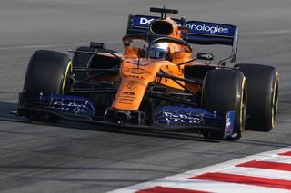 © Motorsinside - Une erreur de McLaren qui prive Sainz d'une 6ème place quasi assurée