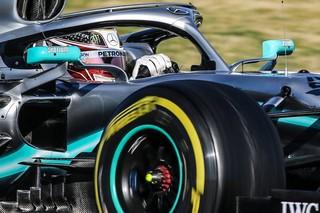 © Laurent Lefebvre / Motors Inside - Premier à l'issue des EL1, Hamilton prend ses marques !