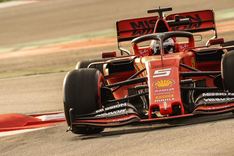 © Laurent Lefebvre / Motors Inside - Sebastian Vettel, leader au crépuscule de l'hiver