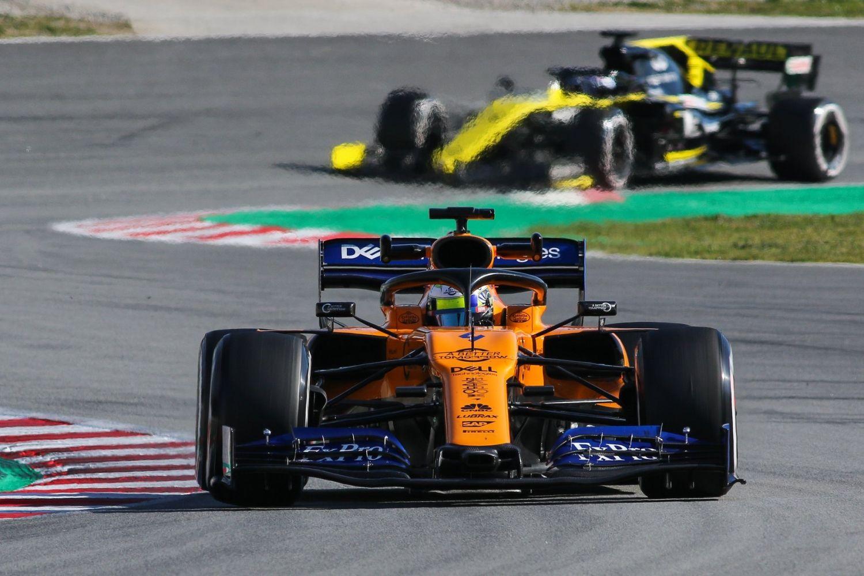 © Laurent Lefebvre - McLaren occupe une place de choix au championnat avec sa quatrième position