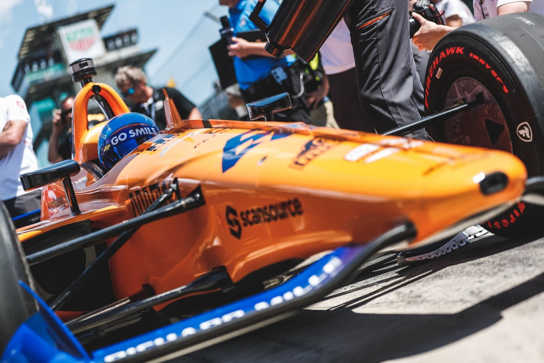 © McLaren- Alonso de retour à l'Indy 500