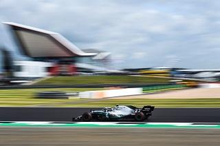 © Mercedes - Bottas le plus rapide cet après midi