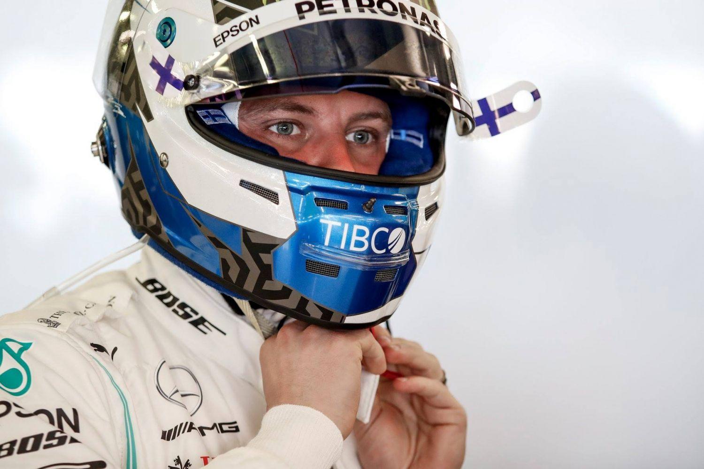© Mercedes - Bottas a géré la course de bout en bout !