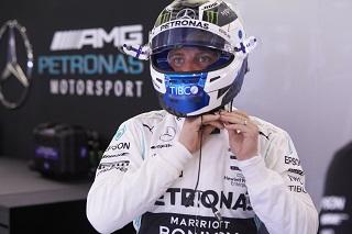 © Mercedes - Bottas prend le meilleur temps des EL2