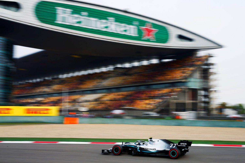 © Mercedes - Bottas partira en tête du 1 000e Grand Prix de l'histoire !
