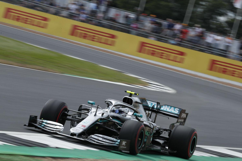© Mercedes - Bottas bat Hamilton pour 6 millièmes !
