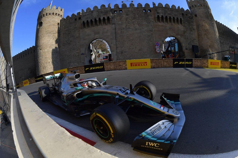© Mercedes - Quel événement a retenu votre attention à Bakou ?