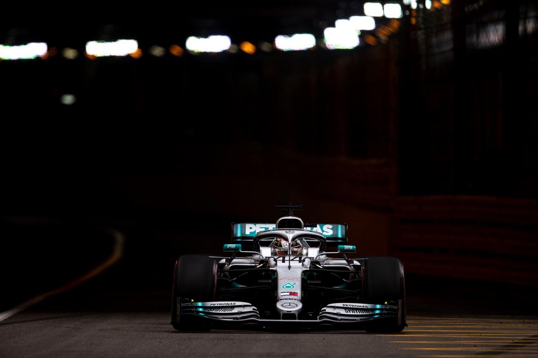 © Mercedes - L'écurie allemande a relégué la concurrence dans l'ombre ce jeudi !