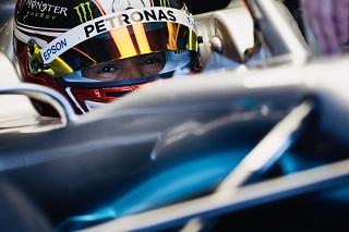 Victoire surprise de Lewis Hamilton