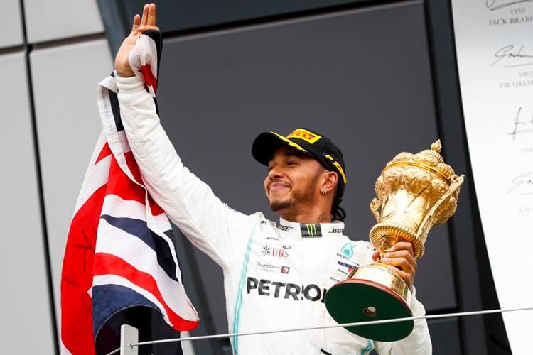 © Mercedes- Hamilton peut être sacré champion ce week-end à Austin
