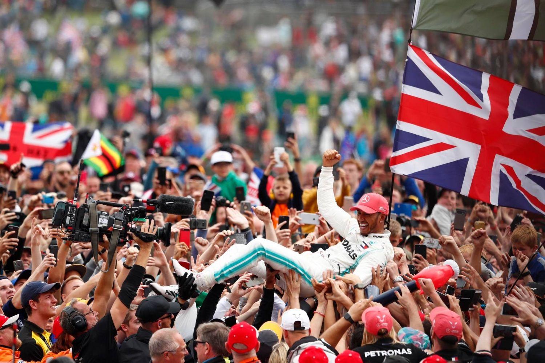 © Mercedes - Quel événement a retenu votre attention sur ce week-end à Silverstone ?