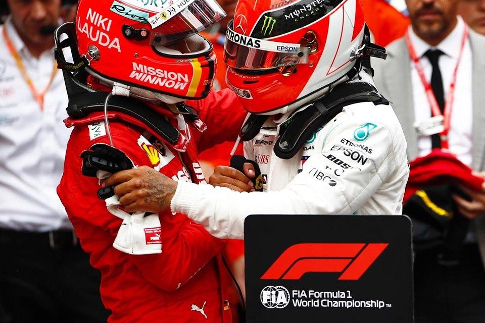© Mercedes - Quel est votre événement marquant de ce week-end à Monaco ?
