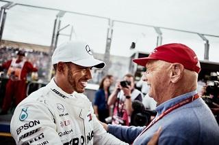 © Mercedes - La F1 va rendre hommage à Niki Lauda