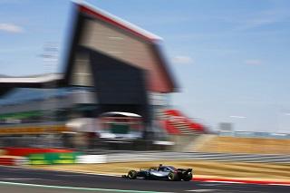 © Mercedes - Rendez-vous à Silverstone ce week-end