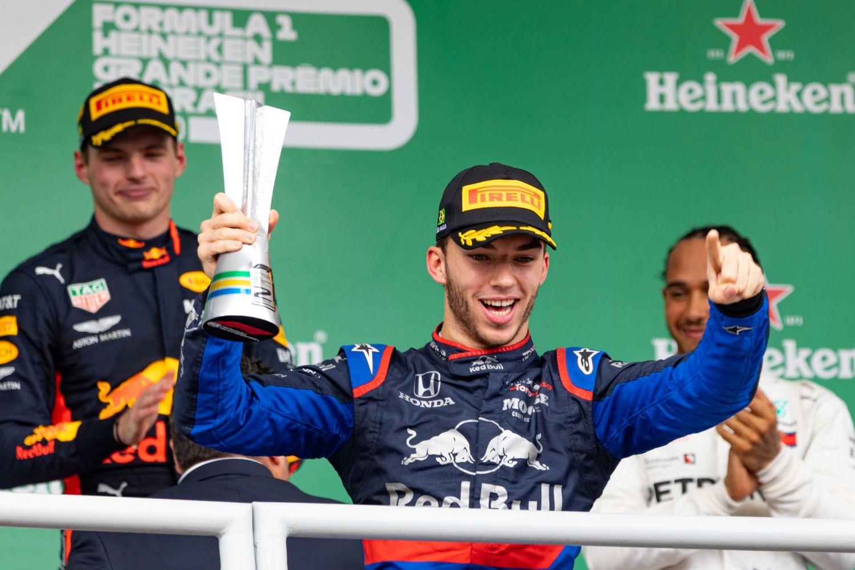 ©Motorsinside- Guillaume Perez- Incroyable podium de Gasly !