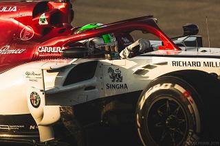 © N.Delpierre/Motorsinside - Antonio Giovinazzi pour sa première saison complète en F1