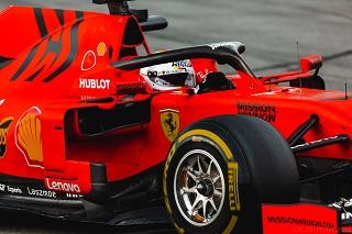 © Nicolas Delpierre/MotorsInside.com - Sebastian Vettel a retrouvé le sourire