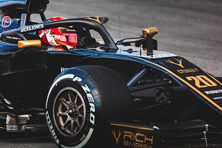 Divorce acté entre Haas et Rich Energy