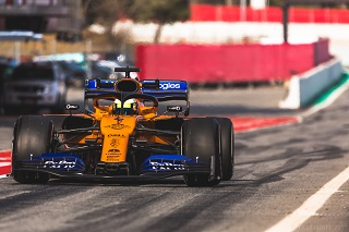McLaren doit remonter la pente