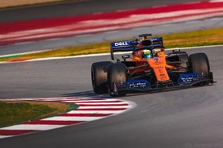 © Nicolas Delpierre / Motors Inside - Norris porte McLaren en tête du premier jour de cette deuxième semaine !