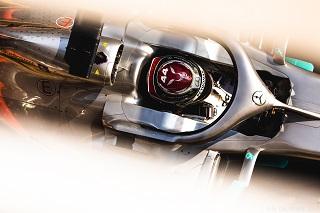 © MN.Delpierre/Motorsinside - Lewis Hamilton a devancé Verstappen