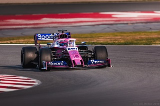 © Racing Point - Dernière saison en F1