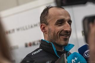 © Nicolas Delpierre/Motorsinside - Kubica trouve-t-il son titre de pilote du jour amusant ?