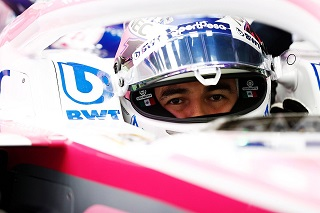 © Racing Point - Changement de moteur et pénalité pour Sergio Pérez